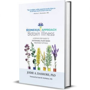 The BioNexus Approach to Biotoxin Illness: a step-by-step guide to sustainable, plant-based treatment options (Hardcover)