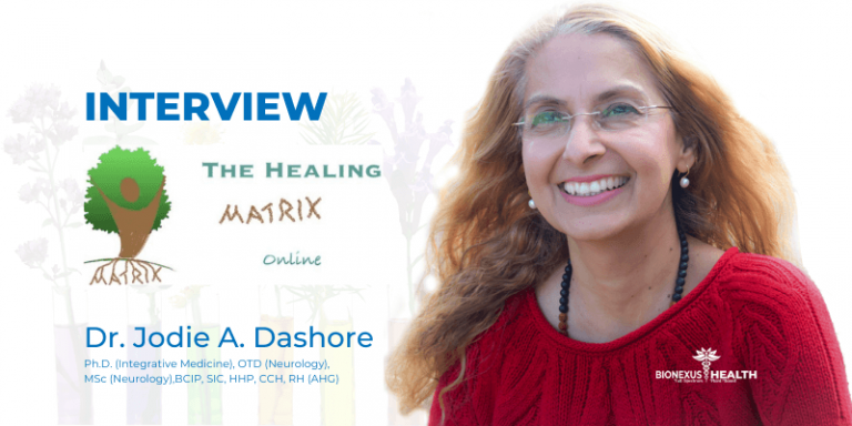 Healing through Crisis with Dr. Jodie Dashore