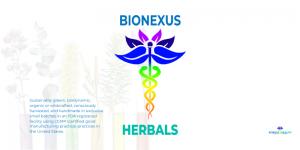 BioNexus Herbals Formula 1 NSB Study