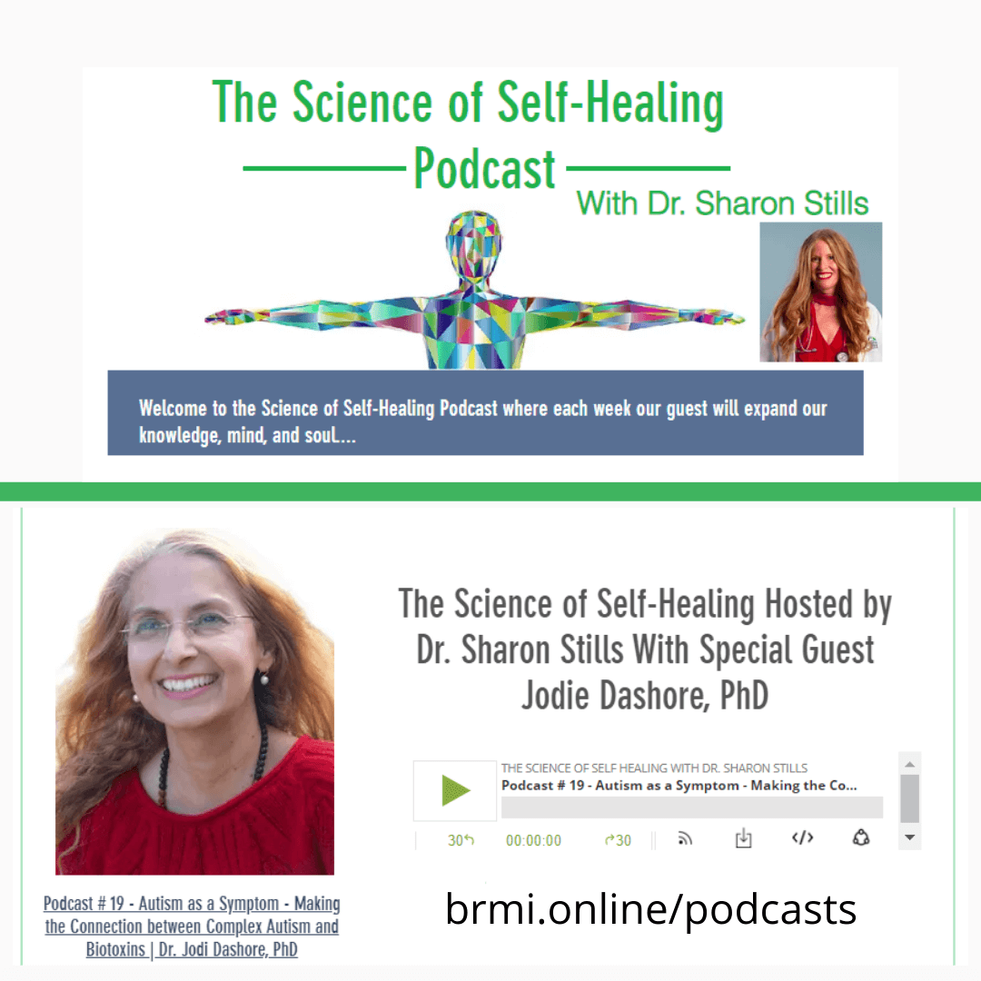 Science Self Healing Hosted Dr Sharon Stills
