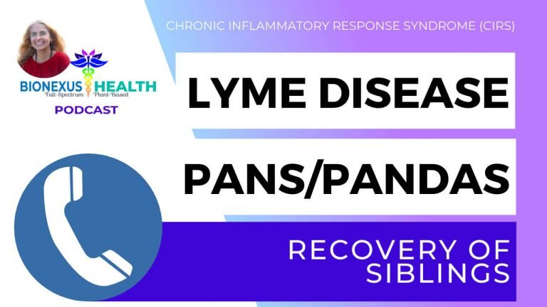Read more about the article Lyme Disease, PANS, & More in Siblings – BioNexus Health Podcast Ep. 18