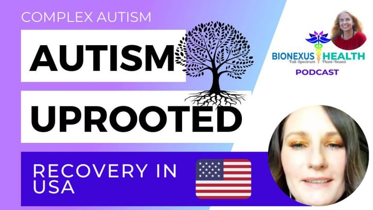 Read more about the article Autism Uprooted: Journey to ASD Recovery – BioNexus Health Podcast Ep. 19