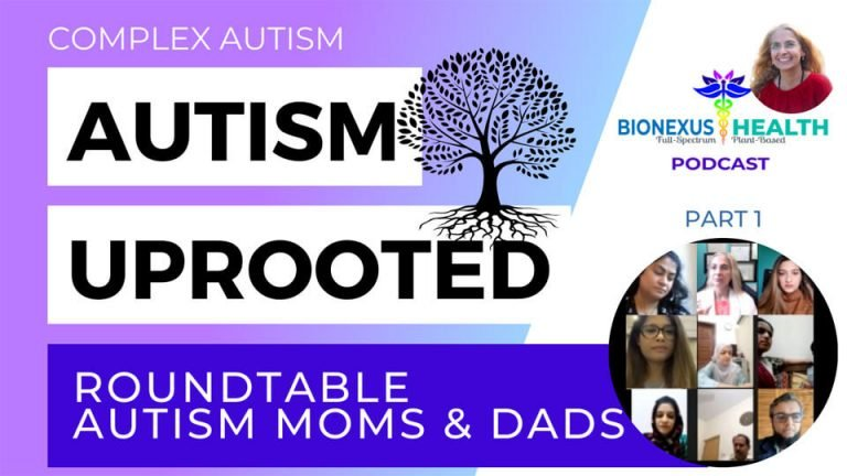 Read more about the article Autism Uprooted: Complex Autism Mom Roundtable PART 1 – BioNexus Health Podcast Ep. 20