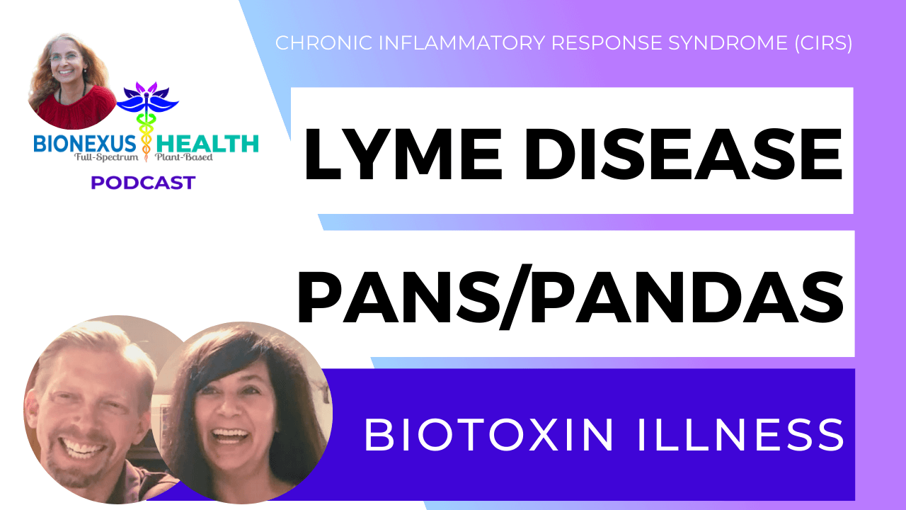 You are currently viewing Lyme Disease, PANDAS, CIRS – BioNexus Health Podcast Ep. 16
